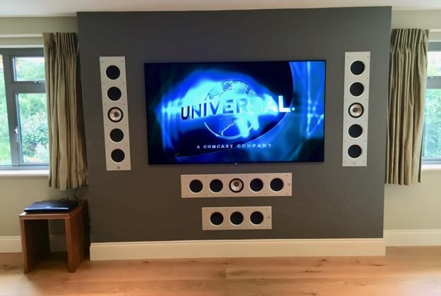 Kef Reference audio